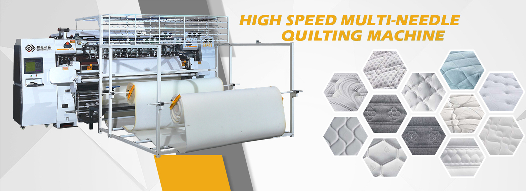 GENMAX Quilting Machine